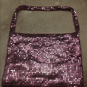Express metal beaded bag